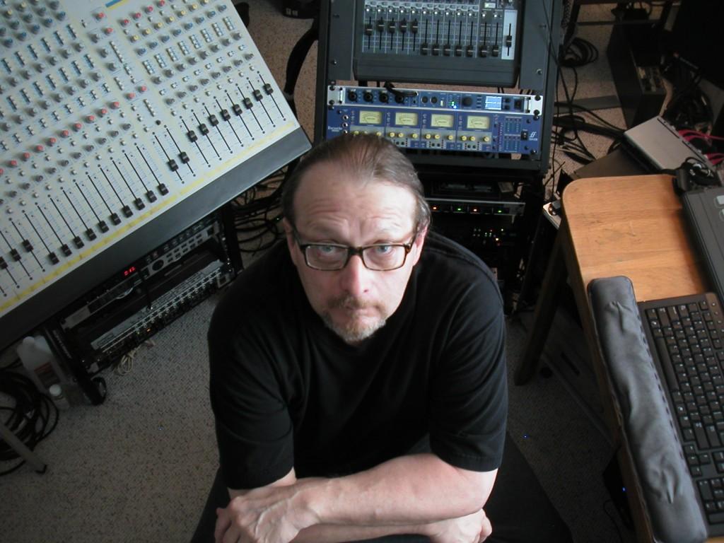 Bill Niemi, Euphonic Studio Engineer