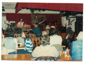 Clutch Cargo with Joe Sibinsky on drums