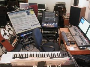 Euphonic Studio Mixdown Setup