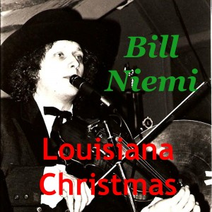 This is the artwork for our first Christmas release, Louisiana Christmas.